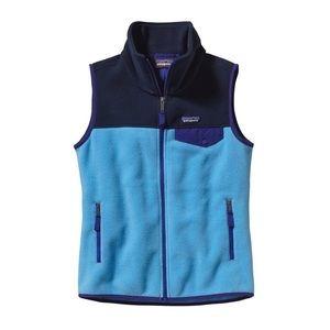Patagonia Synchilla Snap T Fleece Vest